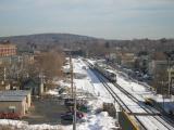 New England Cityscape