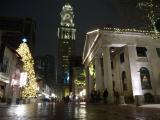 New Years at Quincy Market