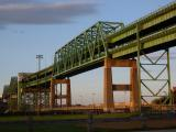 West of the Tobin Bridge