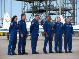 STS-133 Astronauts