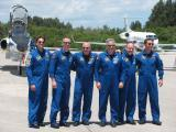 STS-134 Astronauts