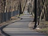 Meandering Sidewalk
