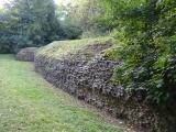 Wall at Verulamium