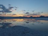 Sunset Reflections at Bonneville