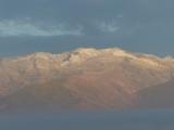 Blushed Mountain
