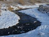 Wandering Winter Water