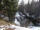 Above a Creek